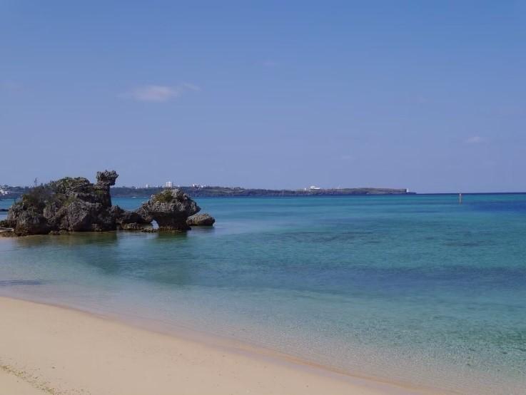 応援ナースと言えば沖縄!綺麗な海で癒されよう!