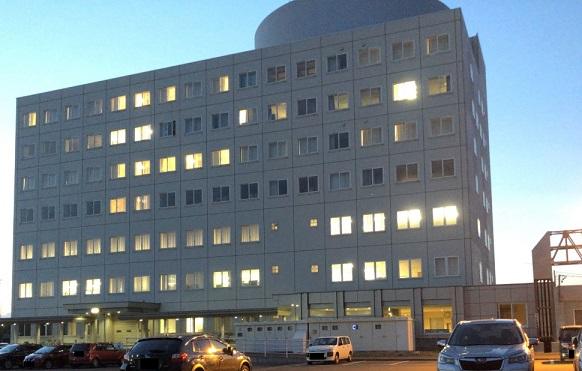 とある関西の病院