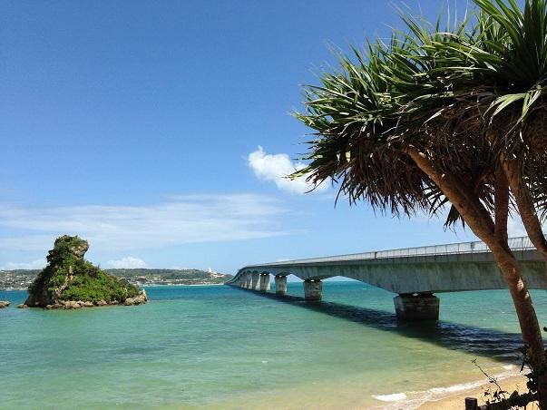 沖縄の応援ナースなら観光地だらけ!